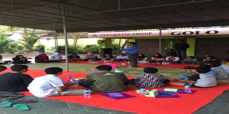 Pelatihan kepemimpinan Kampung Ramah Anak Kelurahan Pandeyan