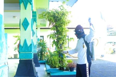 Antisipasi dan Pencegahan Virus Corona di Kecamatan Umbulharjo