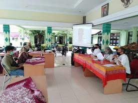 Kecamatan Umbulharjo Sosialisasikan SE Walikota terkait Kedatangan Mahasiswa