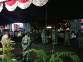 Apel Siaga oleh Forpimca Kecamatan Umbulharjo dan Satgas Covid 19 Kecamatan Umbulharjo