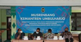 Musrenbang Kemantren Umbulharjo Kota Yogyakarta Tahun 2021