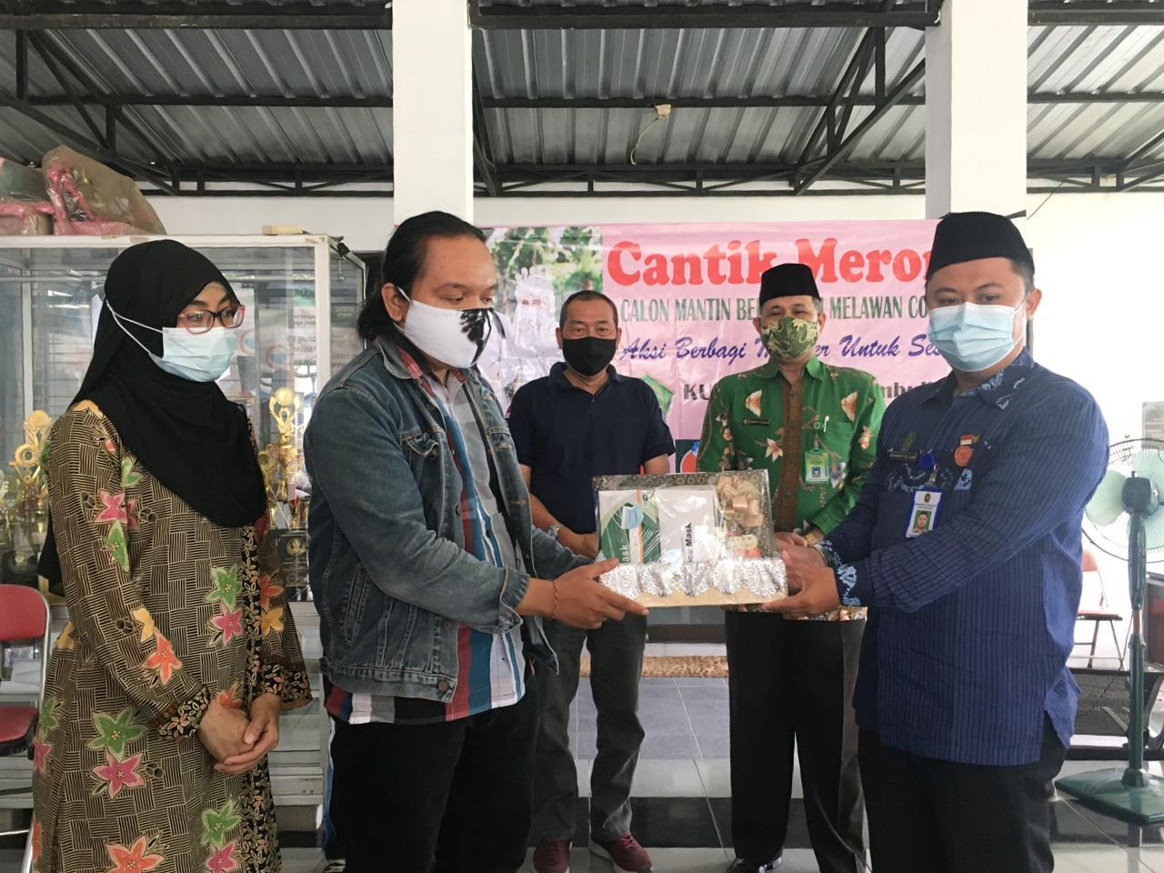 KUA Kemantren Umbulharjo Launching Cantik Merona
