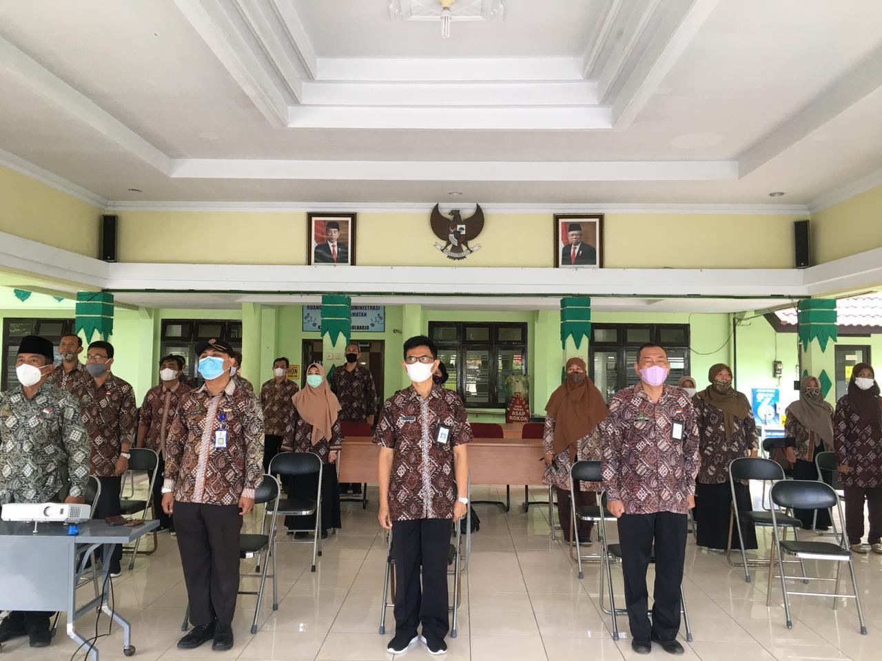 Upacara Peringatan Harkitnas ke-113 dan Road to Gelar Kebangsaan Kota Yogyakarta
