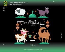 Selamat Idul Adha 1442 Hijriah